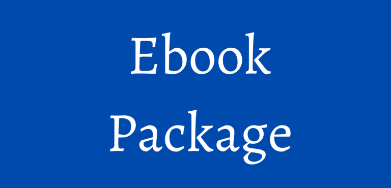 Ebook Package